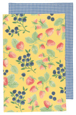 Berry Patch Dishtowel