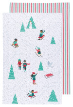Snow Much Fun Dishtowels <br> Set of 2