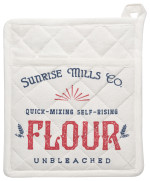 Dry Goods Bakers Potholder