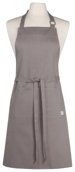London Gray Chef Apron