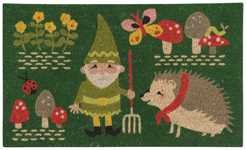 Gnome Sweet Gnome Doormat