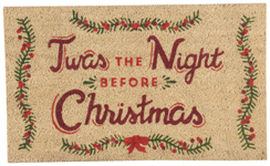 Twas The Night Doormat