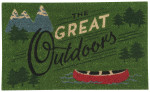 The Great Outdoors Doormat