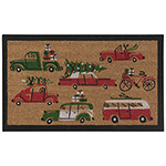 Holiday Cars Doormat