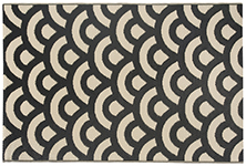 Scallop Outdoor Rug