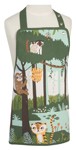 Tropical Treetime Kid's Apron