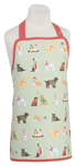 Holiday Pups Kid's Apron
