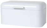 White Small Bread Bin