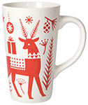 Yuletide Tall Mug