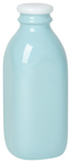 Milk Bottle - Large <br> Eggshell