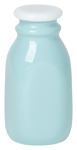 Milk Bottle - Small <br> Eggshell