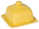Lemon Square Butter Dish