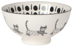 Purr Party Purr Party Stamped Bowl 6inch