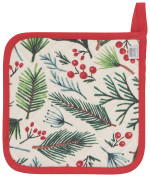 Bough & Berry Potholder