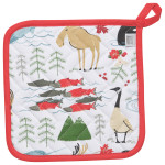 True North Potholder