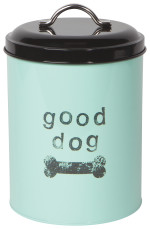 Good Dog Biscuit Tin