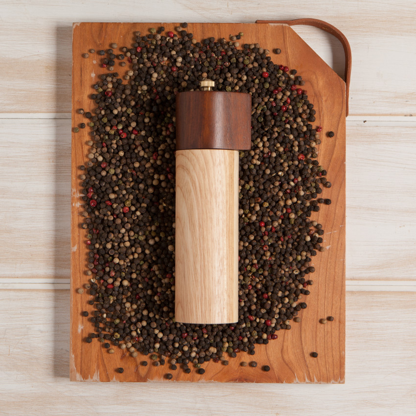 Pepper Mill Droplet
