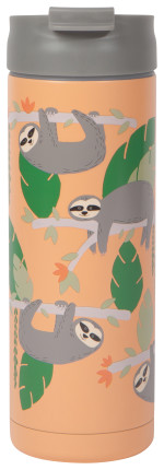 Sloths Roam Travel Mug