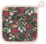 Night Bloom Potholder