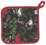 Winter Birds Basic Potholder