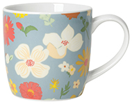 Flowers Of The Month Mug