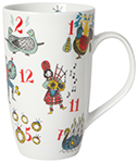 Twelve Days Of Christmas Mug