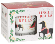 Jingle Bells Mug in a Box