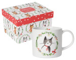 Jingle Cat Mug in a Box