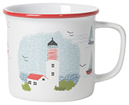 Lighthouses Heritage Mug