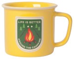 Life Is Better Heritage Mug