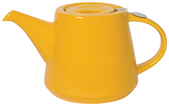 Hi-T Filter Teapot <br>Honey 2-Cup