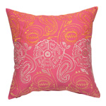 Empress Embroidered Cushion Cover <br> 17x17