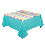 Palace Print Tablecloth <br> 60 x 90 inch