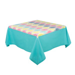 Palace Prnt Tablecloth <br> 60 x 108 inch