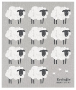 Counting Sheep Ecologie Swedish Sponge Cloth