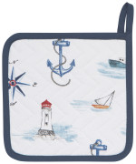 Compass Potholder