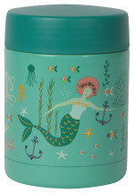 Mermaids Roam Food Jar Small