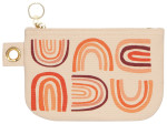 Solstice Small Zipper Pouch