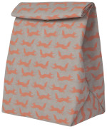 Hill & Dale Fox Papercraft Lunch Bag