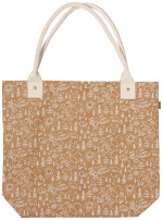 Stay Wild Papercraft Tote Bag