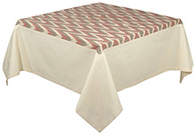 Tradewinds Ikat Tablecloth <br> 60 x 90 inch