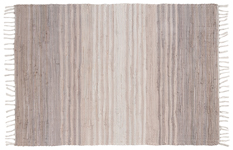 Gray Chindi Stripe Rug <br> 2' x 3'