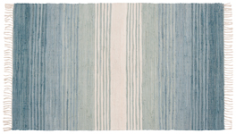 Seaglass Chindi Stripe Rug <br> 3' x 5'