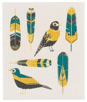 Chirp Swedish Dishcloth