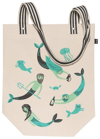 Sea Spell Tote Bag