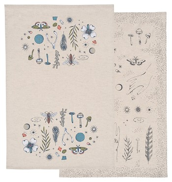 Mystique Dishtowels <br> Set of 2