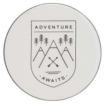 Adventure Awaits Coasters <br> Set of 4