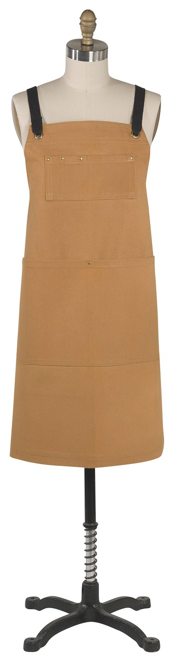 Mason Apron - Brown