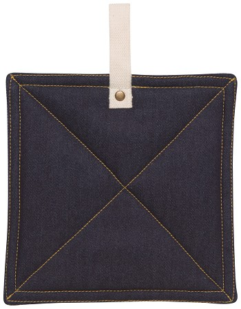 Blue Denim Sawyer Potholder