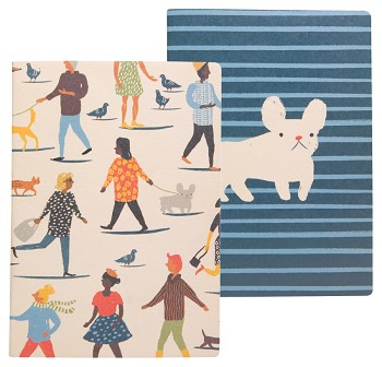 People Person Notebooks <br> Set of 2